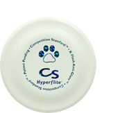 Дог-фризби Hyperflite Competition Standard White