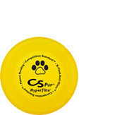 Дог-фризби Hyperflite Competition Standard Yellow PUP