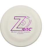 Дог-фризби Hyperflite Z-Disc White
