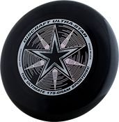 Фрисби Discraft Ultra-Star Black