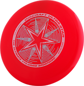 Фрисби для алтимата Discraft Ultra-Star Bright Red