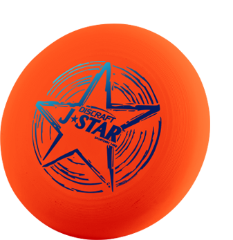 для детей Discraft J★Star Orange