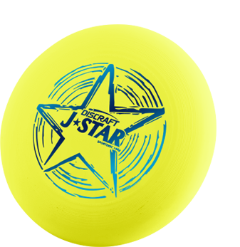 для детей Discraft J★Star Yellow