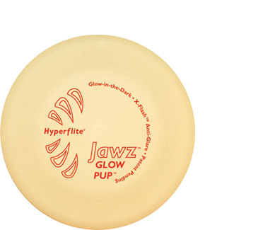 Hyperflite Jawz Glow-In-The-Dark PUP